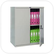 Металлические шкафы для документов и архива